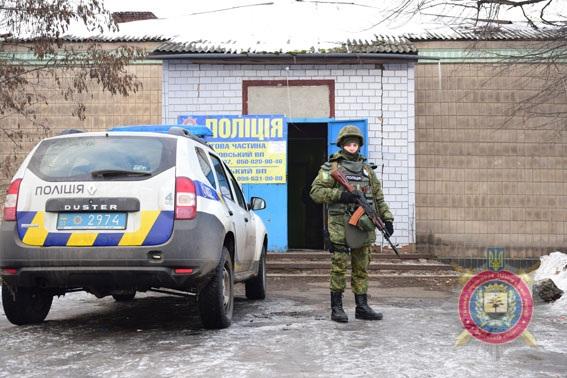 Боротьба з проросійською пропагандою. Поліцейська газета стала першим українським виданням в Авдіївці, фото-3