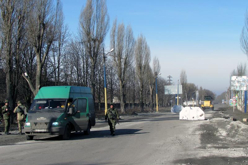 В Покровске открыт новый пункт проверки транспортных средств, фото-1