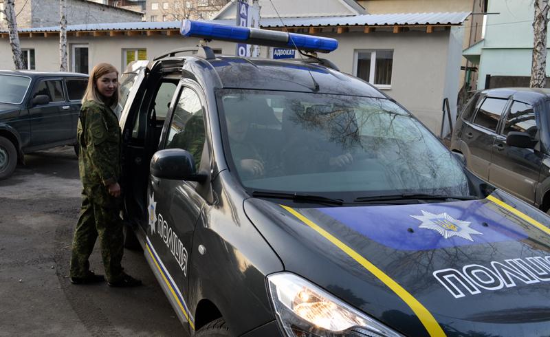 «Навіть не уявляю себе в іншій професії», - т.в.о. начальника кадрового забезпечення Покровського відділу поліції Олена Кочергіна, фото-5