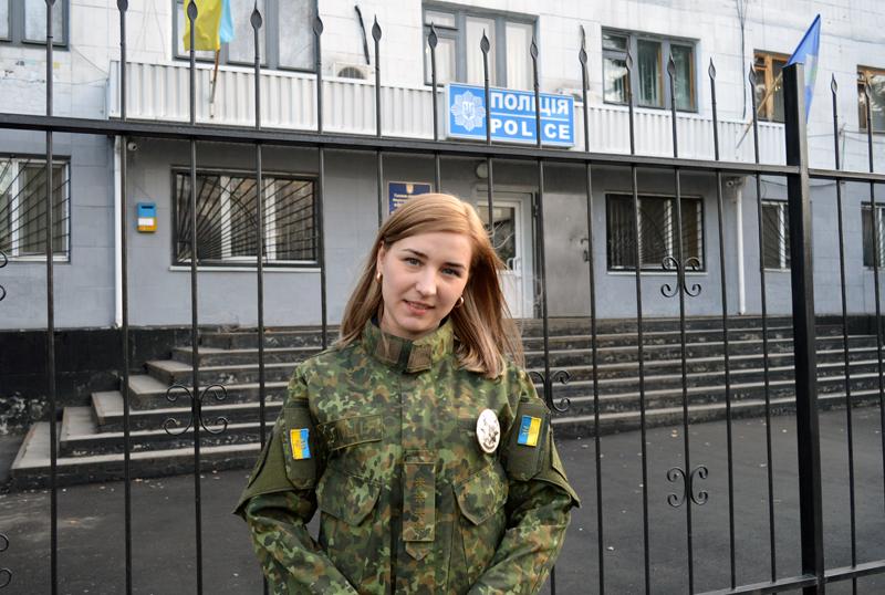 «Навіть не уявляю себе в іншій професії», - т.в.о. начальника кадрового забезпечення Покровського відділу поліції Олена Кочергіна, фото-6