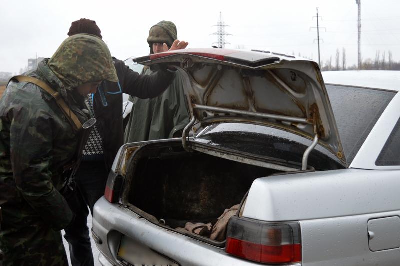 В течении первого дня усиленного отработки Покровска раскрыто 5 преступлений и прекращено 35 административных правонарушений, фото-1