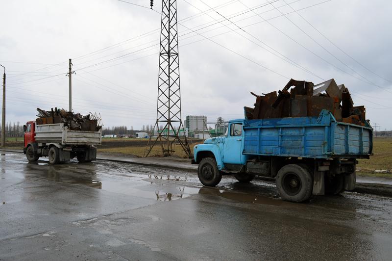 В течении первого дня усиленного отработки Покровска раскрыто 5 преступлений и прекращено 35 административных правонарушений, фото-9