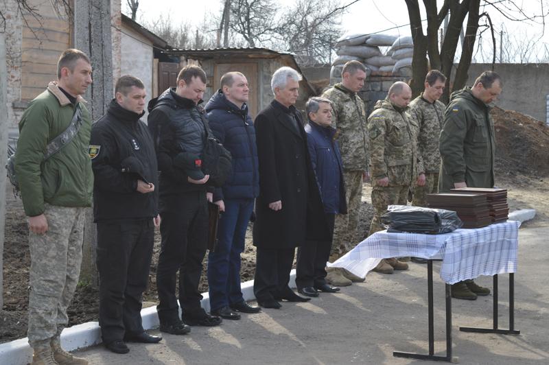 В Покровске нацгвардейцев поздравили с годовщиной создания структуры, фото-6