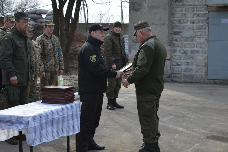 В Покровске нацгвардейцев поздравили с годовщиной создания структуры, фото-4