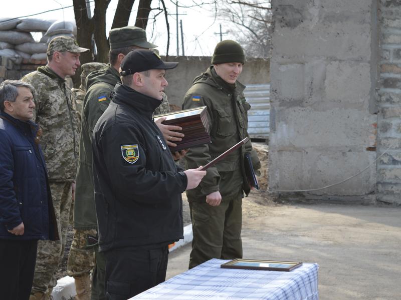 В Покровске нацгвардейцев поздравили с годовщиной создания структуры, фото-3