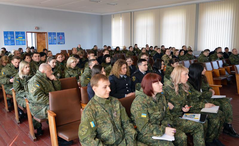 В Покровском отделе полиции прошли занятия по служебной подготовке, фото-1