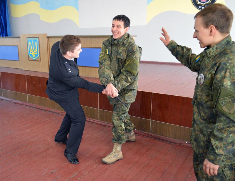 В Покровском отделе полиции прошли занятия по служебной подготовке, фото-3