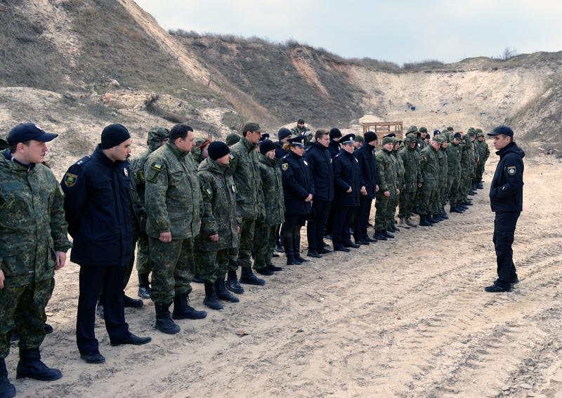 В Покровском отделе полиции прошли занятия по служебной подготовке, фото-5