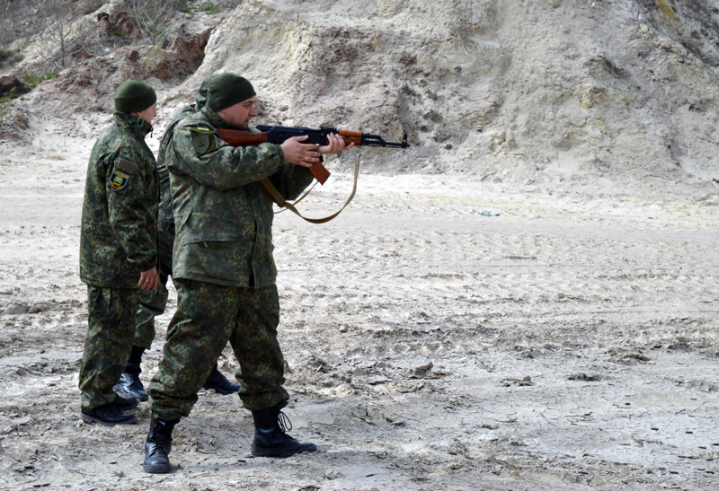 В Покровском отделе полиции прошли занятия по служебной подготовке, фото-6