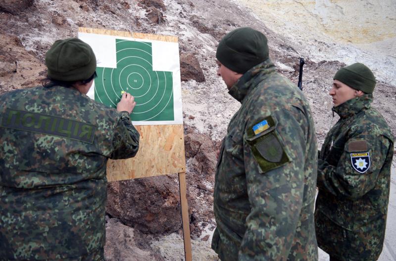 В Покровском отделе полиции прошли занятия по служебной подготовке, фото-9