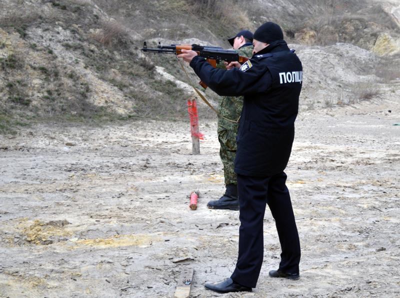 В Покровском отделе полиции прошли занятия по служебной подготовке, фото-7