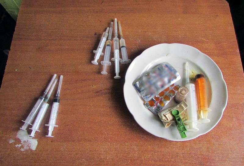 Правоохоронці Покровської оперзони максимально активізували боротьбу із незаконним обігом зброї та наркотичних речовин, фото-10