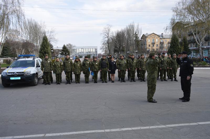 На варті правопорядку: наряди поліції Покровської оперативної зони заступили на чергування «вихідного дня», фото-1