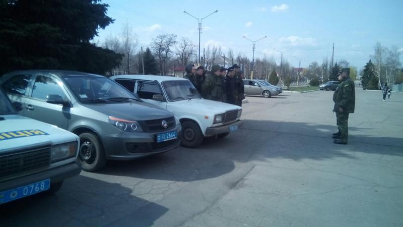 На варті правопорядку: наряди поліції Покровської оперативної зони заступили на чергування «вихідного дня», фото-4
