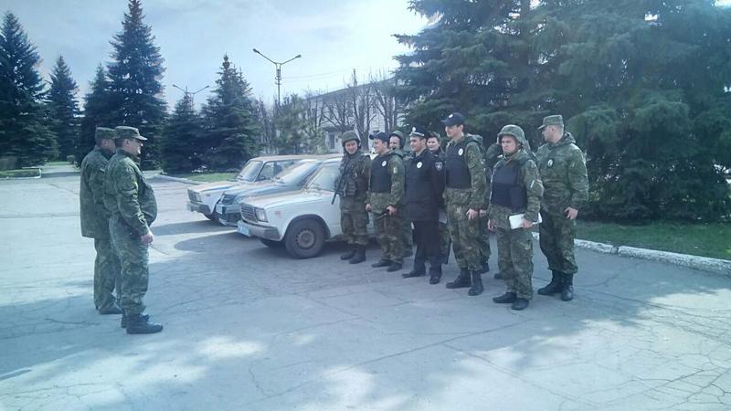 На варті правопорядку: наряди поліції Покровської оперативної зони заступили на чергування «вихідного дня», фото-5
