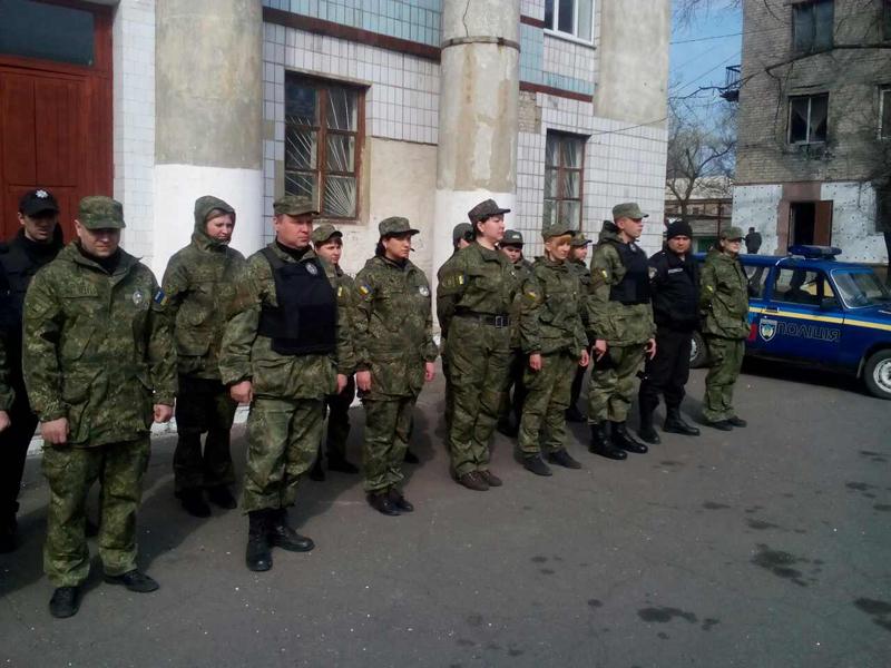 На варті правопорядку: наряди поліції Покровської оперативної зони заступили на чергування «вихідного дня», фото-8