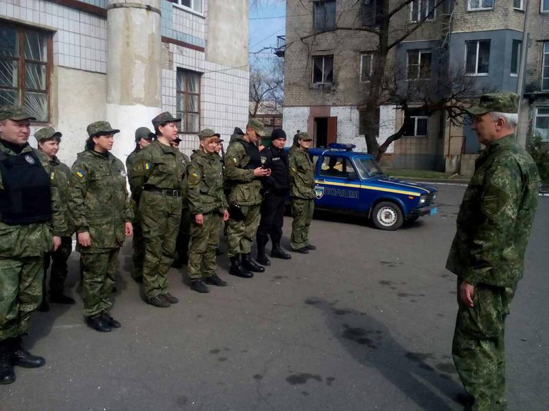 На варті правопорядку: наряди поліції Покровської оперативної зони заступили на чергування «вихідного дня», фото-9