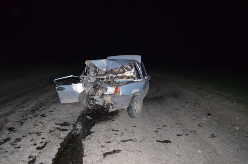 В ДТП біля міста Селидово загинуло 2 людей, фото-1