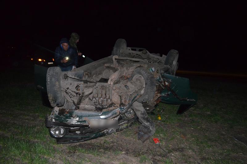 В ДТП біля міста Селидово загинуло 2 людей, фото-3