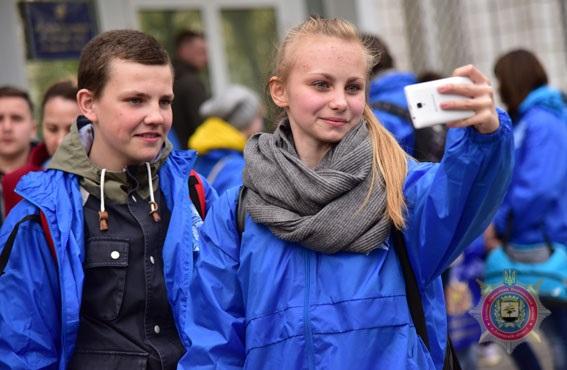Туди, де немає війни. поліцейські відправили дітей з прифронтової Донеччини на відпочинок до Закарпаття, фото-14