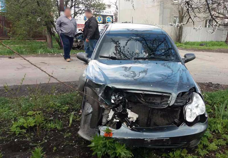 В Покровске произошло ДТП, в результате которого пострадала 44-летняя женщина, фото-2