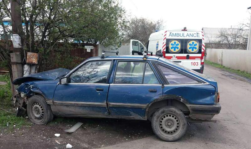 В Покровске произошло ДТП, в результате которого пострадала 44-летняя женщина, фото-1