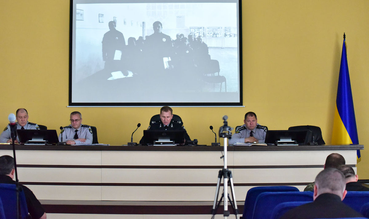 Поліція Донеччини розпочала підготовку до посилених заходів безпеки 9 травня та перевірку деяких підрозділів, фото-1