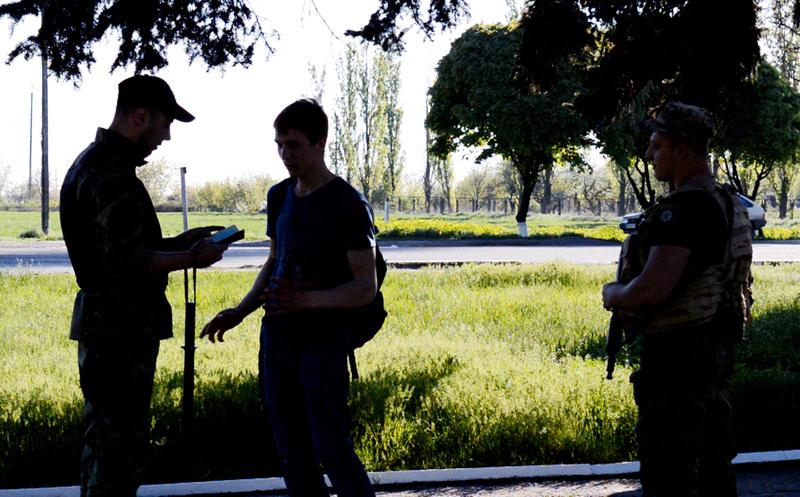 Правоохоронці Покровської оперативної зони несуть службу в посиленому режимі (ФОТОРЕПОРТАЖ), фото-3
