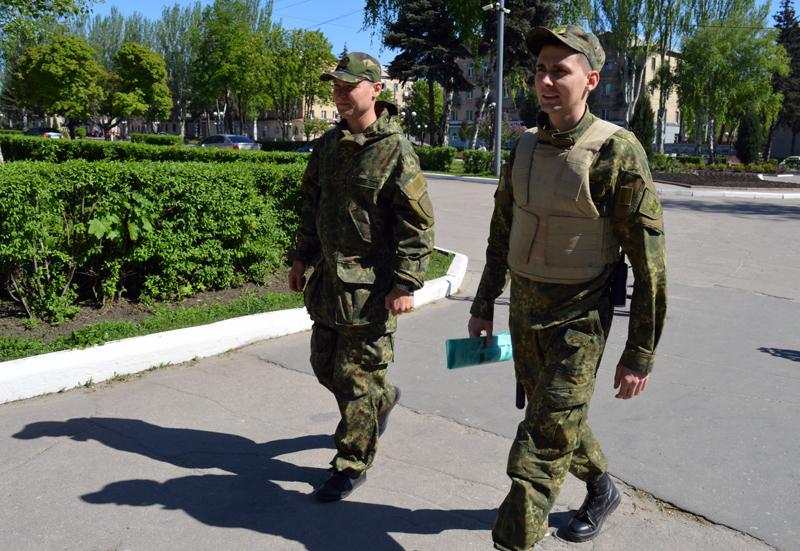 Правоохоронці Покровської оперативної зони несуть службу в посиленому режимі (ФОТОРЕПОРТАЖ), фото-6