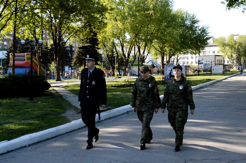 Правоохоронці Покровської оперативної зони несуть службу в посиленому режимі (ФОТОРЕПОРТАЖ), фото-8