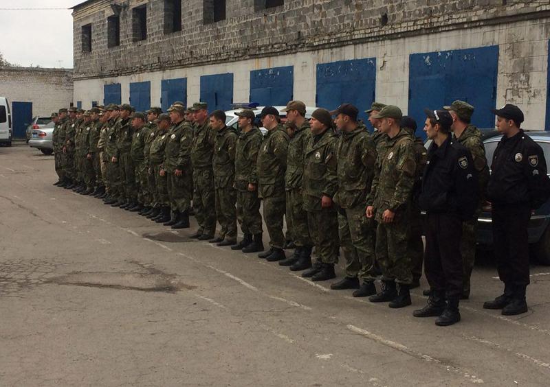 Правоохоронці Покровської оперативної зони забезпечують правопорядок під час масових заходів присвячених Дню Перемоги над нацизмом у Другій..., фото-1