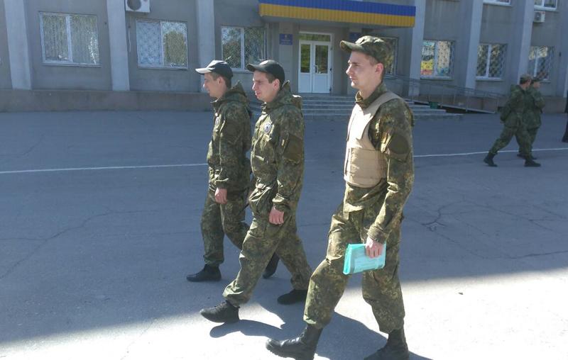 Правоохоронці Покровської оперативної зони забезпечують правопорядок під час масових заходів присвячених Дню Перемоги над нацизмом у Другій..., фото-6