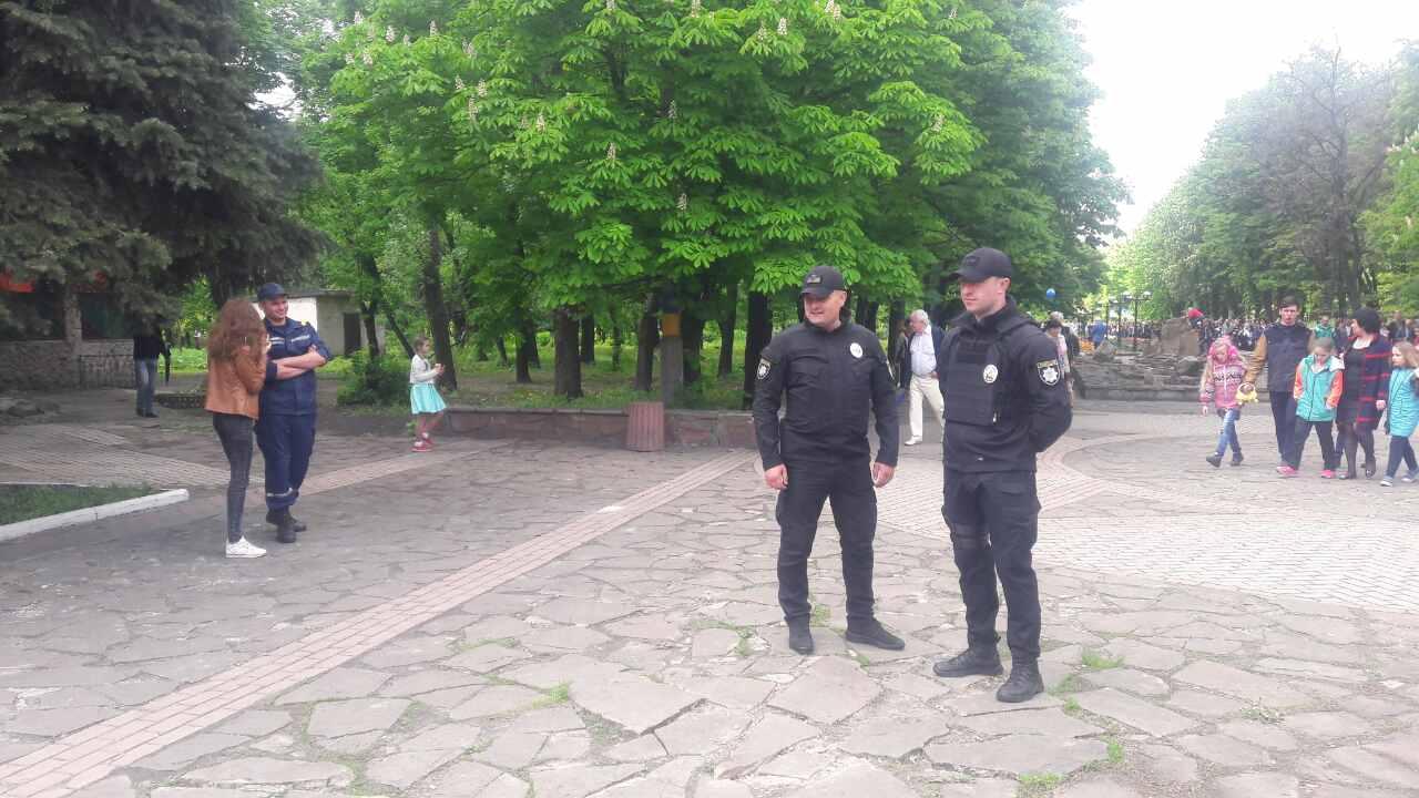 Правоохоронці Покровської оперативної зони забезпечують правопорядок під час масових заходів присвячених Дню Перемоги над нацизмом у Другій..., фото-8