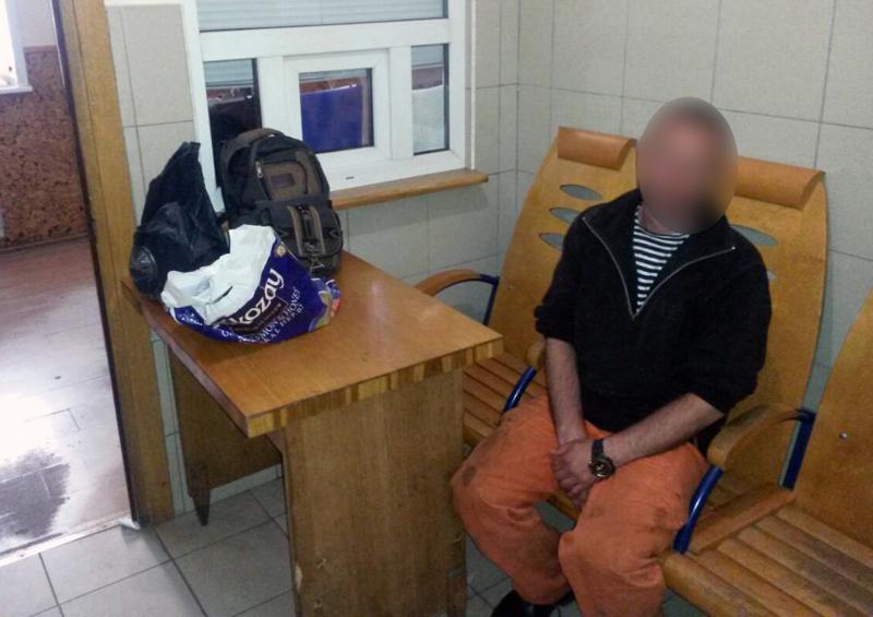 В Покровске задержан похититель имущества железной дороги, фото-1