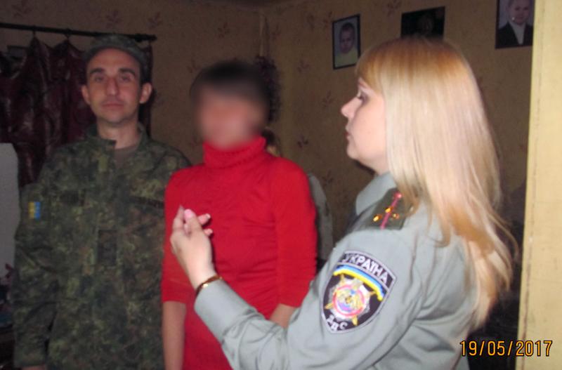 6-місячного хворого малюка вилучили правоохоронці у молодої горе-матері в Українську, фото-1
