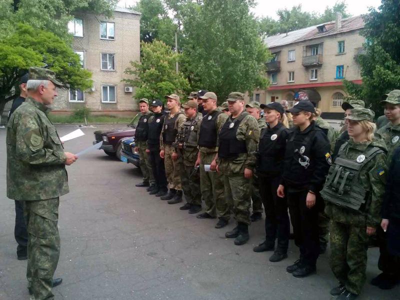 У Покровській оперативній зоні пройшов традиційний публічний інструктаж поліцейських, фото-6