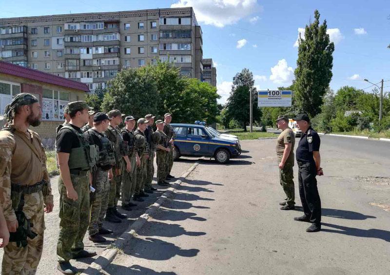 Правоохоронці Покровської оперативної зони готові до забезпечення правопорядку на вихідні дні, фото-11
