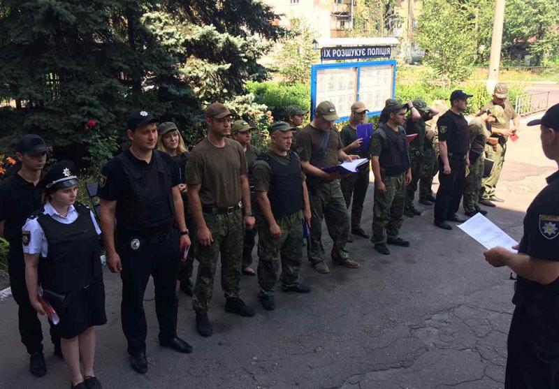 Правоохоронці Покровської оперативної зони готові до забезпечення правопорядку на вихідні дні, фото-8
