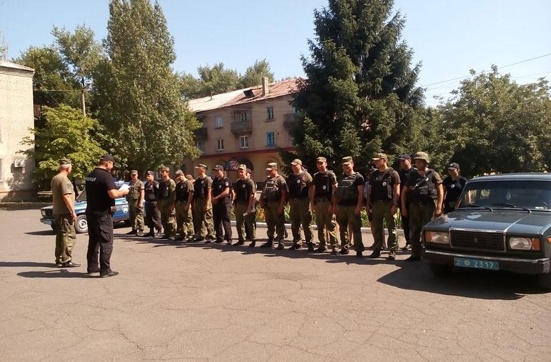 Правоохоронці Покровської оперативної зони готові до забезпечення правопорядку на вихідні дні, фото-10