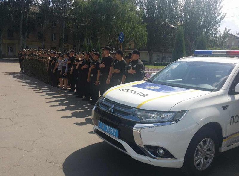 Правоохоронці Покровської оперативної зони готові до забезпечення правопорядку на вихідні дні, фото-1