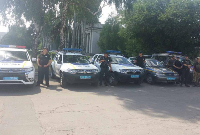 Правоохоронці Покровської оперативної зони готові до забезпечення правопорядку на вихідні дні, фото-5