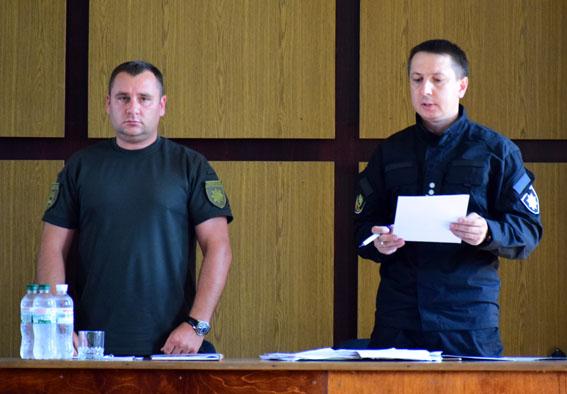 Поліцію Мирнограда очолив поліцейський з Авдіївки, фото-5