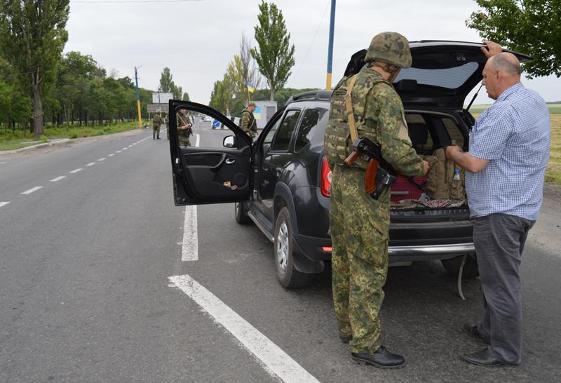 Блокпосты Покровска: за 6 месяцев выявлено 111 уголовных и более 1000 административных правонарушений , фото-1