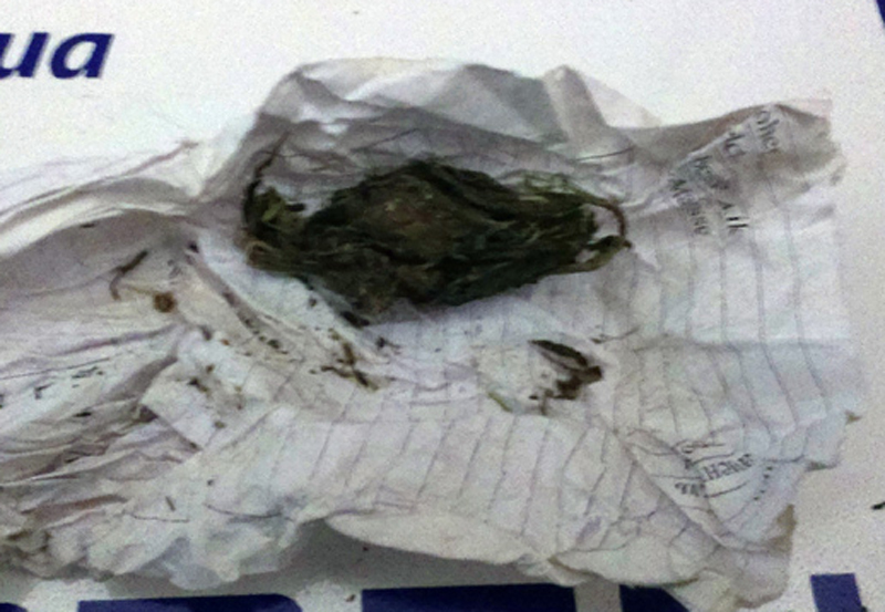 Чотири факти незаконного зберігання наркотиків виявили поліцейські Покровської оперзони минулої доби, фото-1