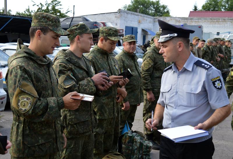 Сьогодні відбулась перевірка боєготовності особового складу Покровського відділу поліції, фото-2