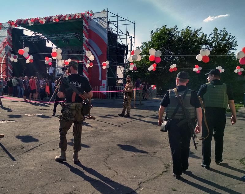 Мешканці та гості Покровська і Авдіївки відсвяткували День металурга і гірника у повній безпеці, фото-23