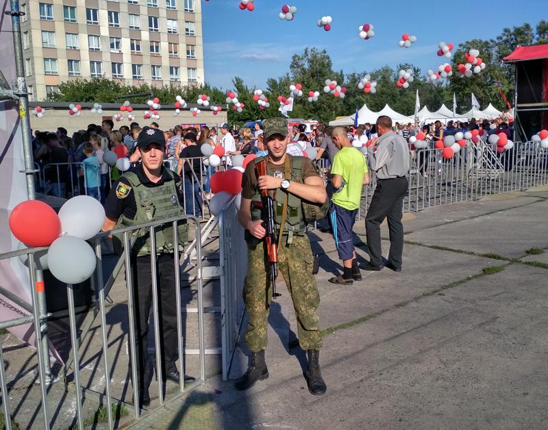 Мешканці та гості Покровська і Авдіївки відсвяткували День металурга і гірника у повній безпеці, фото-24