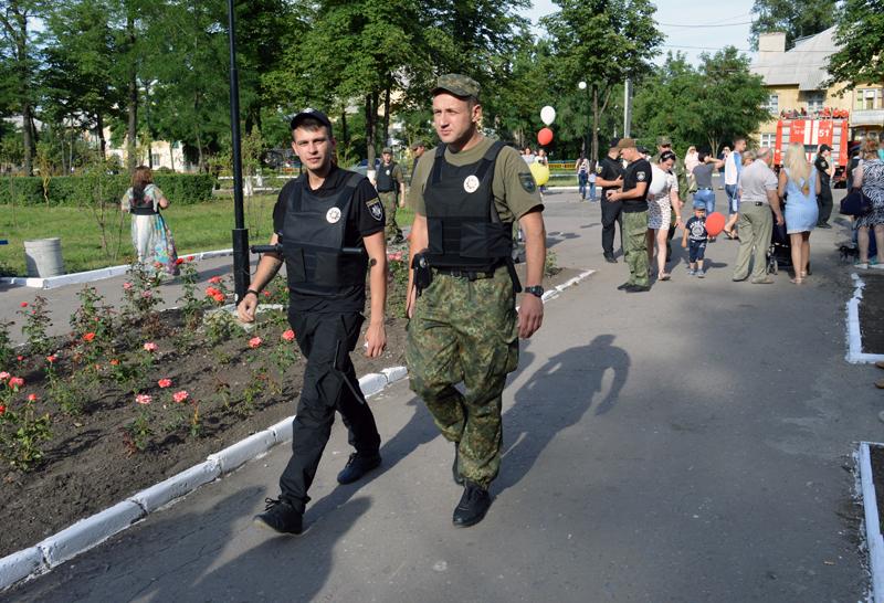 Мешканці та гості Покровська і Авдіївки відсвяткували День металурга і гірника у повній безпеці, фото-5