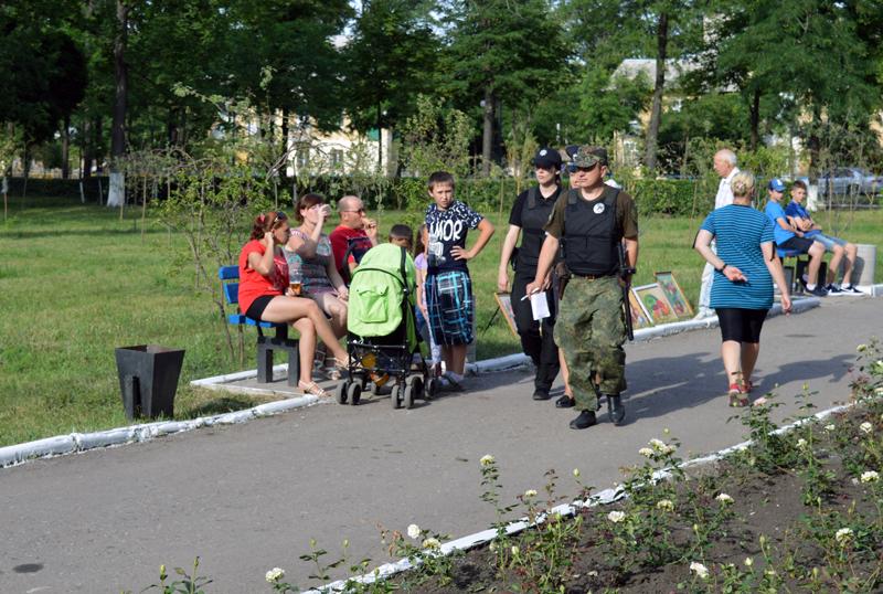 Мешканці та гості Покровська і Авдіївки відсвяткували День металурга і гірника у повній безпеці, фото-6