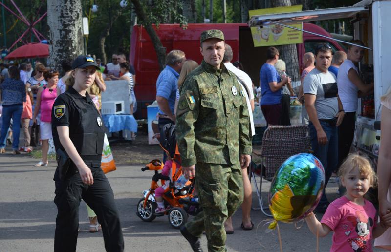 Мешканці та гості Покровська і Авдіївки відсвяткували День металурга і гірника у повній безпеці, фото-7